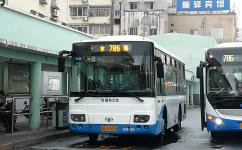 上海786路公交车路线
