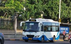 上海84路公交车路线