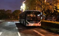 上海申崇五线公交车路线