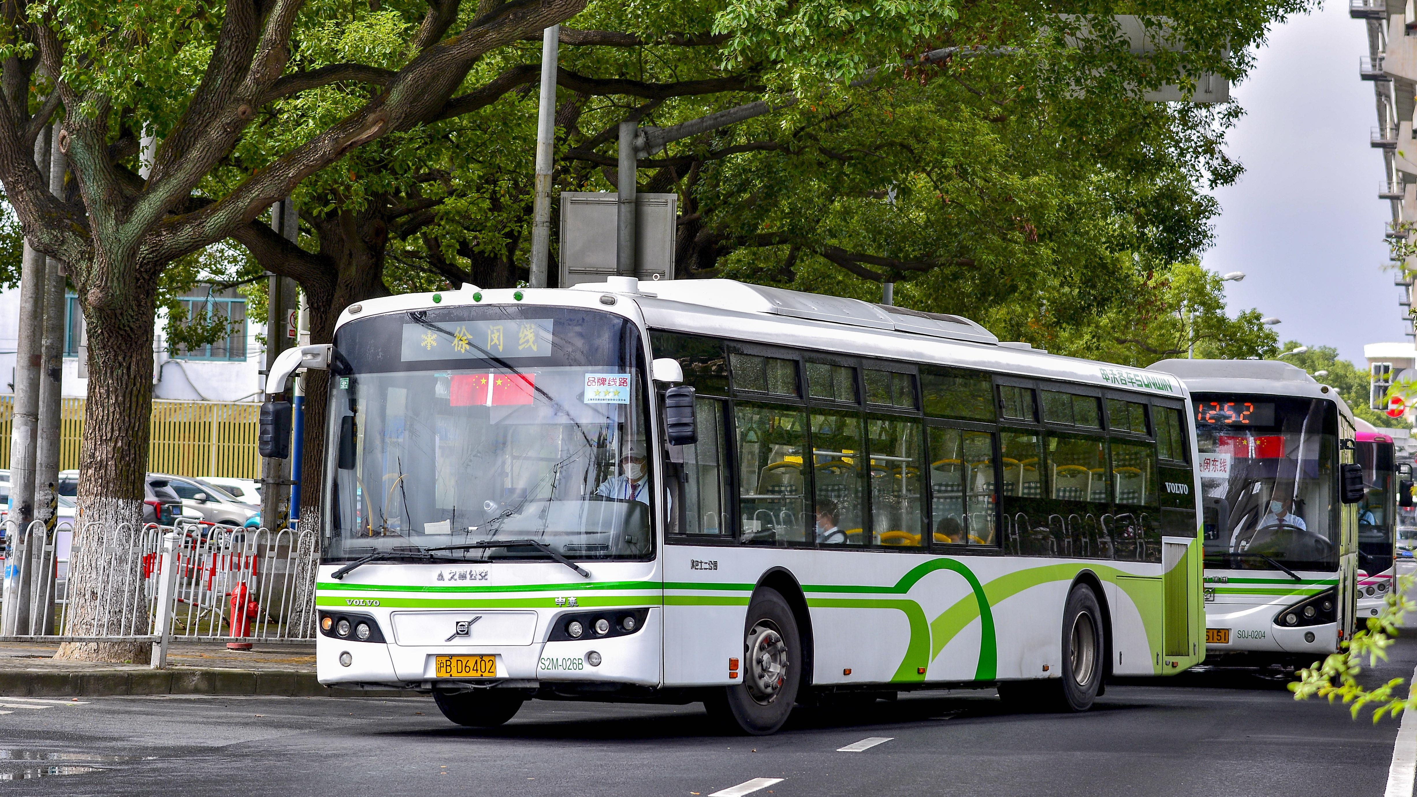 上海徐闵线公交车路线