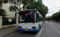 上海浦东16路(原周康6路)公交车路线