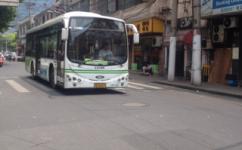 上海14路公交车路线