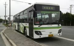 上海西莲线公交车路线