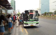 上海55路公交车路线