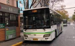 上海68路公交车路线