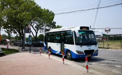 上海1040路公交车路线