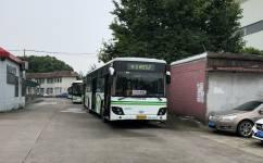 上海宝山87路公交车路线