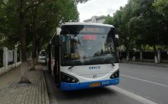 上海周康1路公交车路线