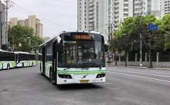 上海66路区间公交车路线