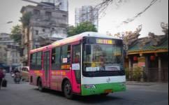 汕头11路(工作日线)公交车路线