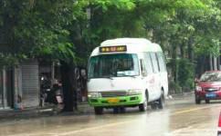 汕头52路公交车路线