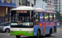 汕头17路公交车路线