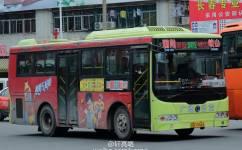 汕头501路公交车路线