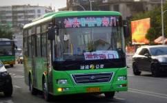 汕头121路(停运)公交车路线