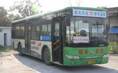 韶关11路公交车路线