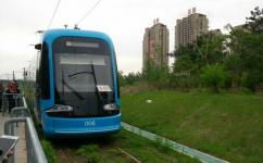 沈阳有轨电车1号线公交车路线