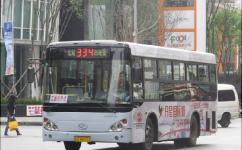 沈阳334路公交车路线