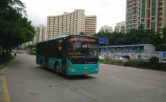 深圳316路公交车路线