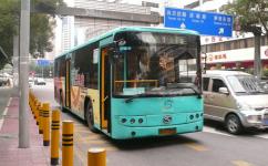 深圳1路公交车路线