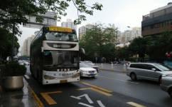 深圳观光巴士线(观光1线)公交车路线