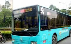 深圳M389路公交车路线