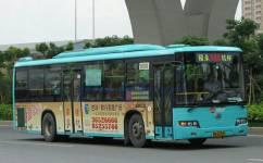 深圳M548路公交车路线