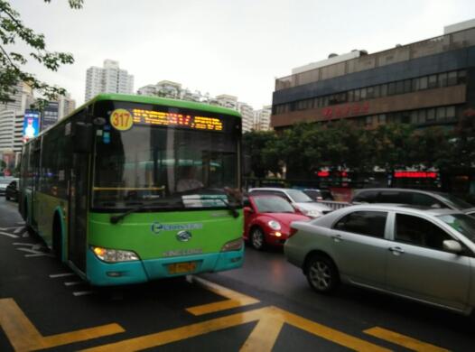 深圳M137路公交车路线