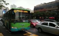 深圳317路公交车路线