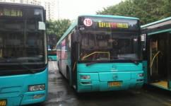 深圳19路公交车路线