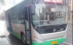 双鸭山1路公交车路线