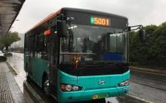 苏州5001路公交车路线