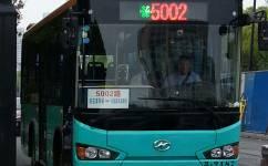 苏州5002路公交车路线