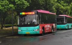 苏州705路公交车路线