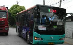 苏州521路支线公交车路线