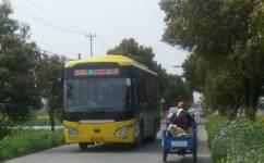 苏州7118路公交车路线