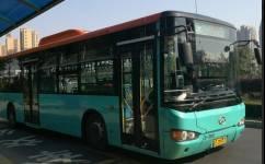 苏州快线8号公交车路线