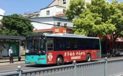 苏州27路大站车公交车路线