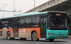苏州86路公交车路线