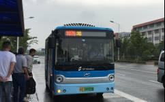 苏州1076路公交车路线