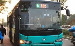 苏州552路公交车路线