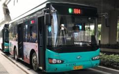 苏州884路公交车路线