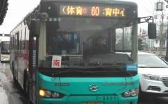 苏州60路南线公交车路线