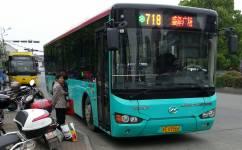 苏州718路公交车路线