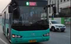 苏州5007路公交车路线