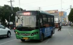 苏州7323路(原汾湖323路)公交车路线