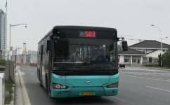 苏州583路公交车路线