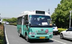 苏州好行树山免费环线巴士(临时停运)公交车路线