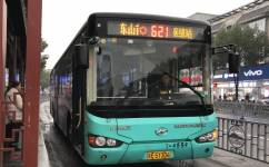 苏州621路公交车路线