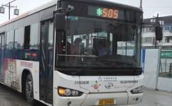 苏州505路公交车路线