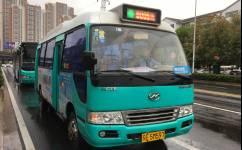 苏州9005路高峰支线公交车路线